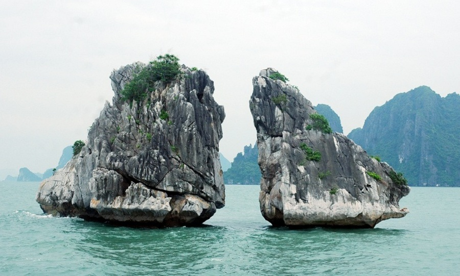 Halong bay one day tour from Hanoi
