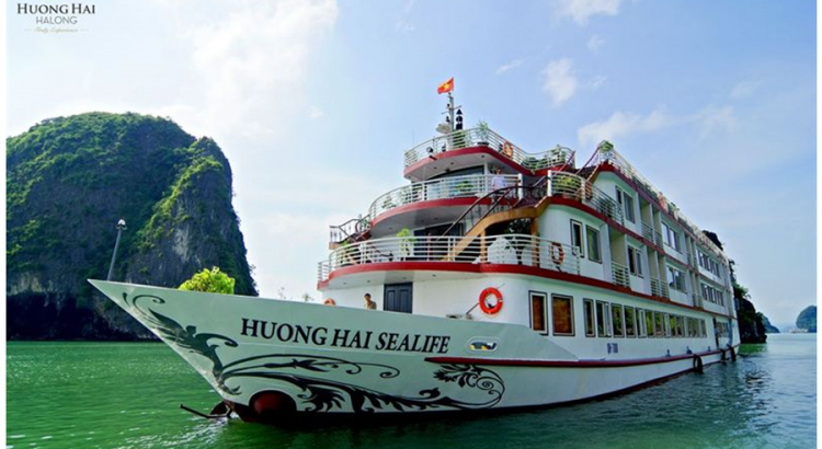 Huong Hai Sealife Cruise Halong Bay