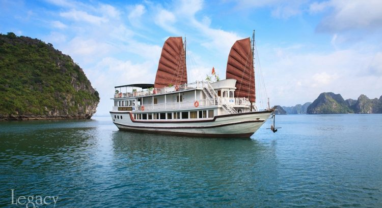 Halong Legacy Legend Cruise Tour