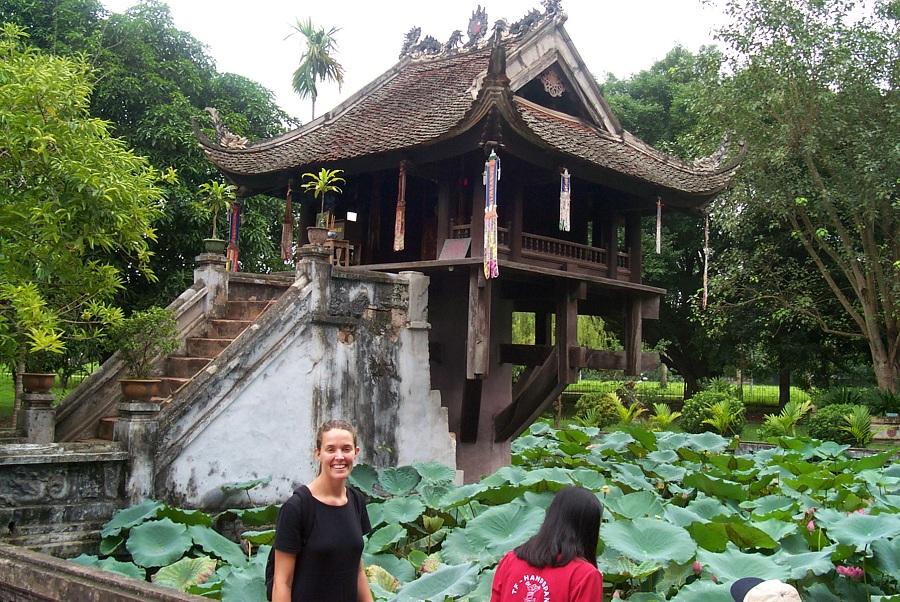 Hanoi City Tour 1 day visit one pillar pagoda