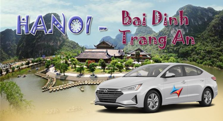 private car from hanoi to bai dinh trang an vietrapro