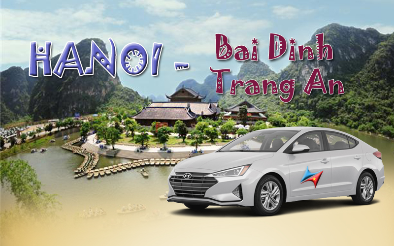 private car from hanoi to bai dinh trang an vietrapro