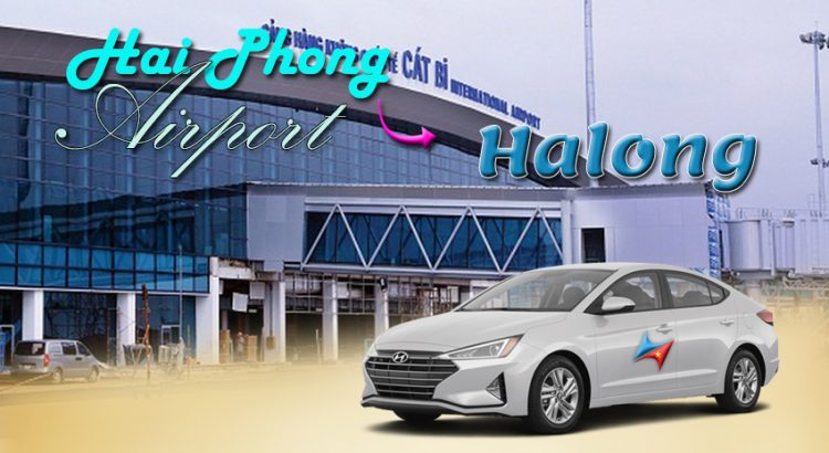 Private transfer from Hai Phong airport to Halong Bay Vietrapro