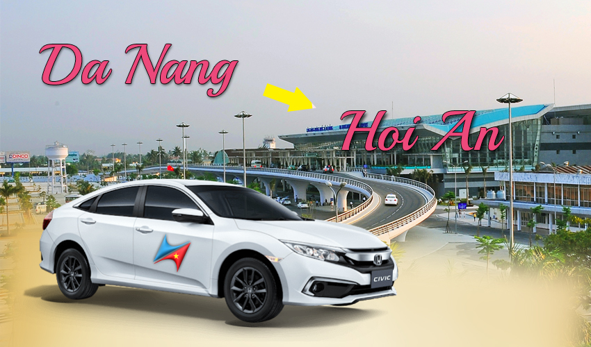 Transfer from Danang airport to Hoi An - Vietrapro