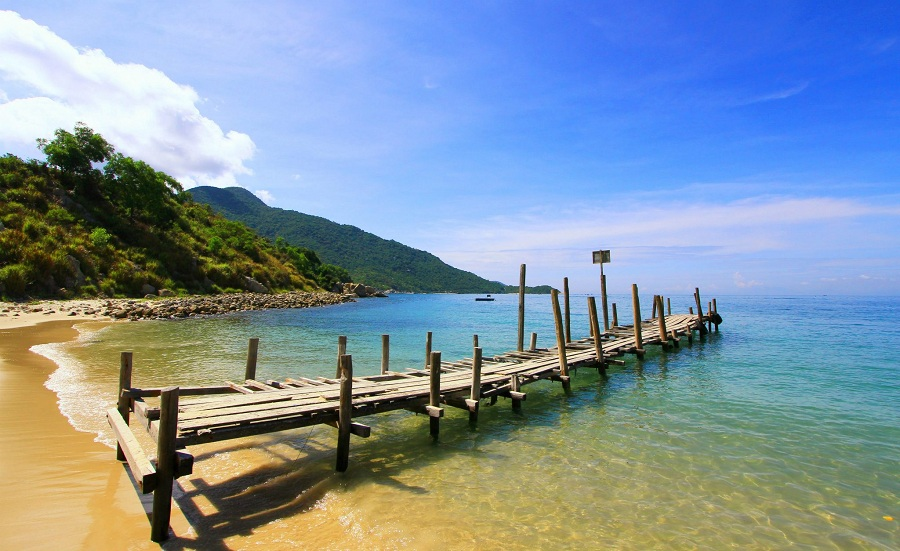 <p>The beauty of Cham island</p>