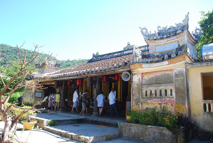 <p>Ancient pagoda - Hai Tang</p>