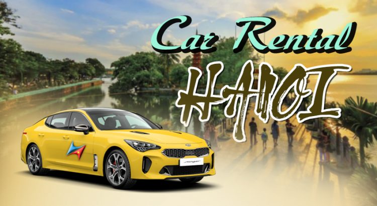 car rental in hanoi with driver vietrapro
