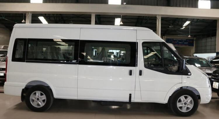 Hanoi car rental with driver - 16 seaters high quality
