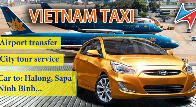 vietnam taxi service