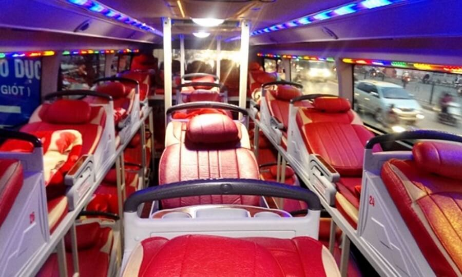 How to get to Sapa by sleeper bus Vietrapro