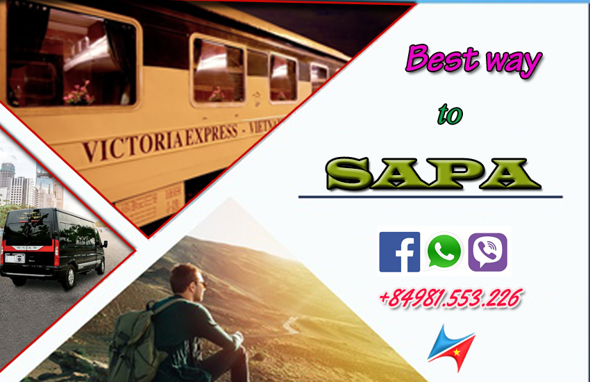 Best way to get to Sapa from Hanoi Vietrapro