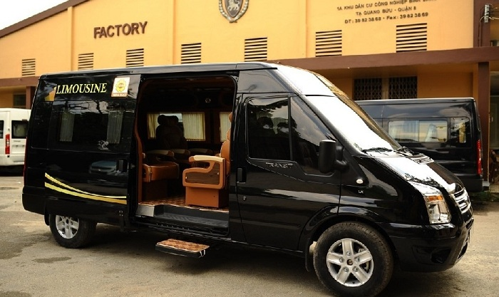 the best way to get to Sapa from Hanoi Dcar limousine