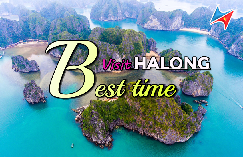 Best time to visit Halong bay  Vietrapro travel
