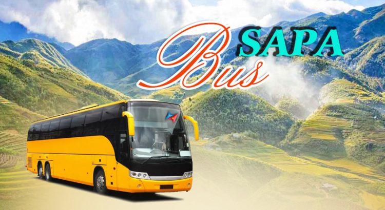 Hanoi to Sapa bus service with Vietrapro