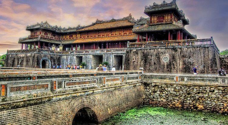 Hue city tour full day