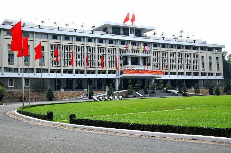 <p>Ho Chi Mih city tour 1 day - Reunification palace</p>