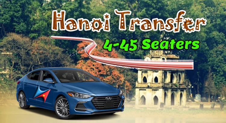 Hanoi transfer service with driver Vietrapro