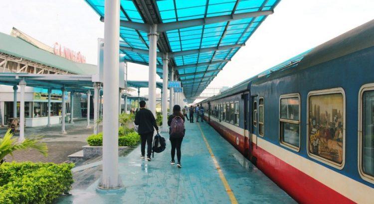 Hanoi to Ninh Binh train