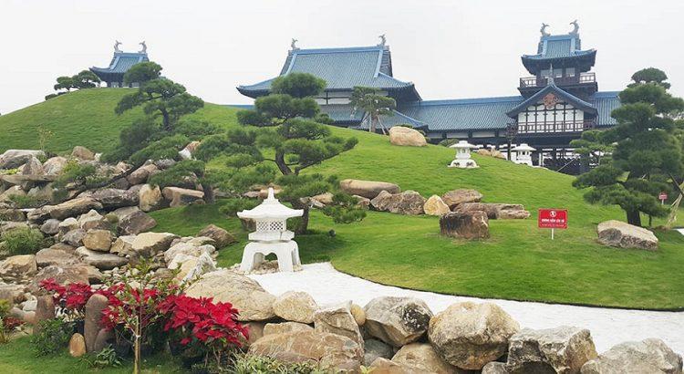 Vườn Nhật Bản Hạ Long Park