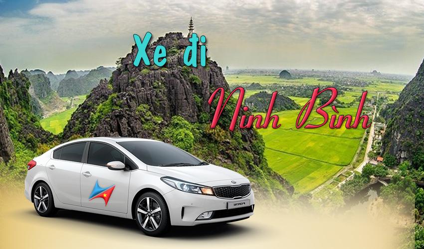 Dịch vụ cho thuê xe đi Ninh Bình - Vietrapro