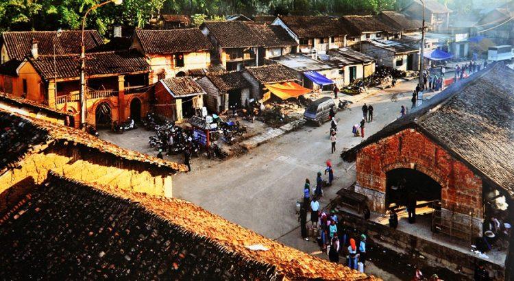 tour du lịch Hà Giang thăm phố cổ Đồng Văn