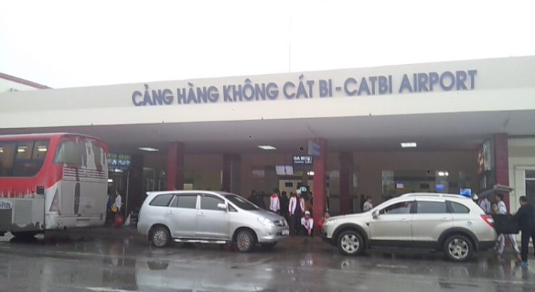 Dịch vụ xe ô tô đón tiễn sân bay Cát Bi
