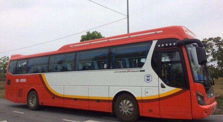 Cho thuê xe 45 chỗ tại Hà Nội có lái giá rẻ