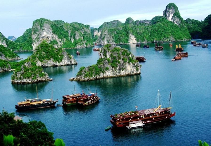 Tour du lịch Hạ Long 1 ngày từ Hà Nội giá rẻ