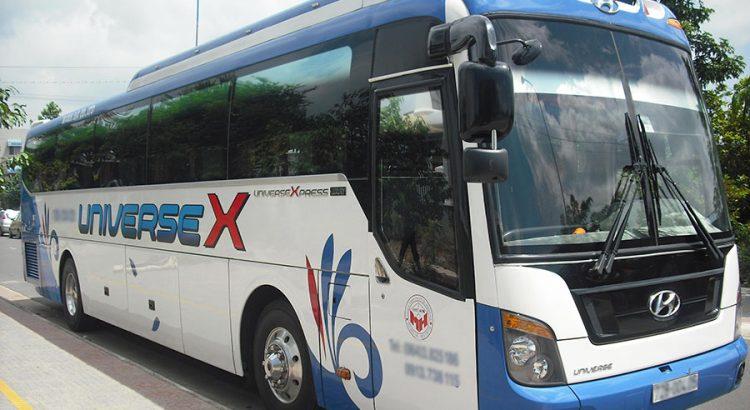 Thuê xe 45 chỗ Hyundai Universe tại Hà Nội giá rẻ