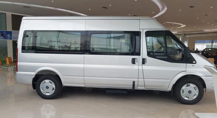 Thuê xe ô tô 16 chỗ tại Hà Nội giá rẻ