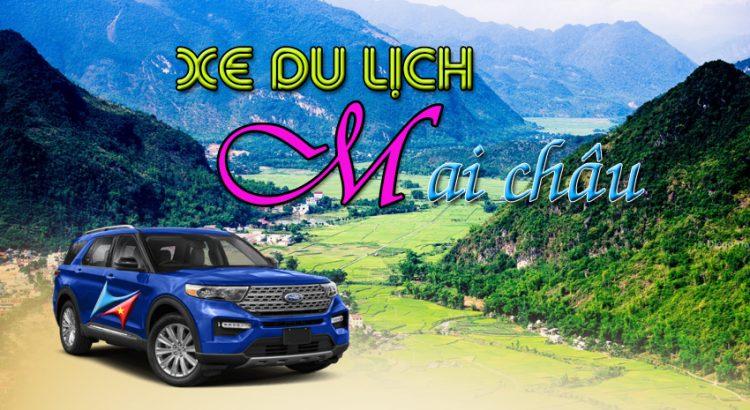 Cho thuê xe từ Hà Nội đi Mai Châu - Vietrapro
