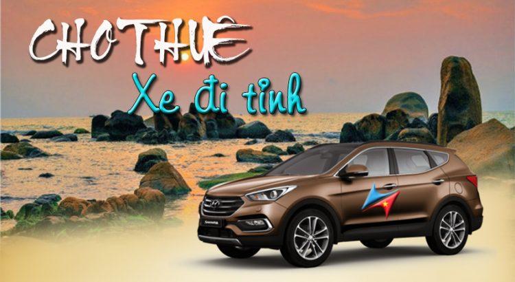 Cho thuê xe đi tỉnh từ Hà Nội - Vietrapro