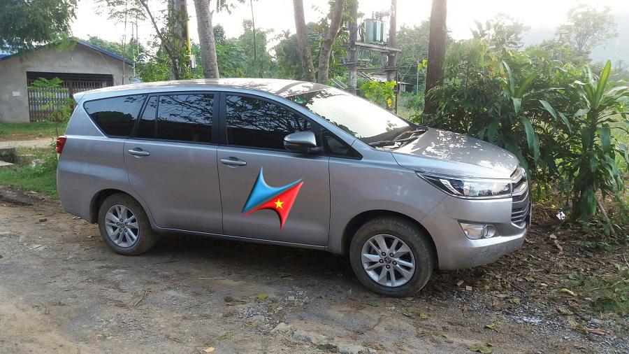 Cho thuê xe đi tỉnh từ Hà Nội