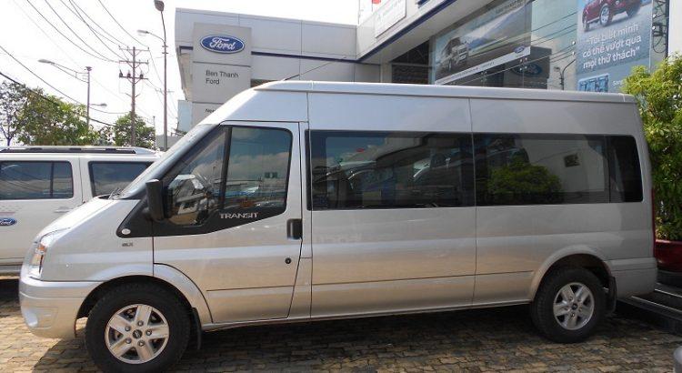 Dịch vụ cho thuê xe 16 chỗ đi Hạ Long