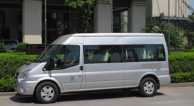 Cho thuê xe 16 chỗ đi Mộc Châu từ Hà Nội