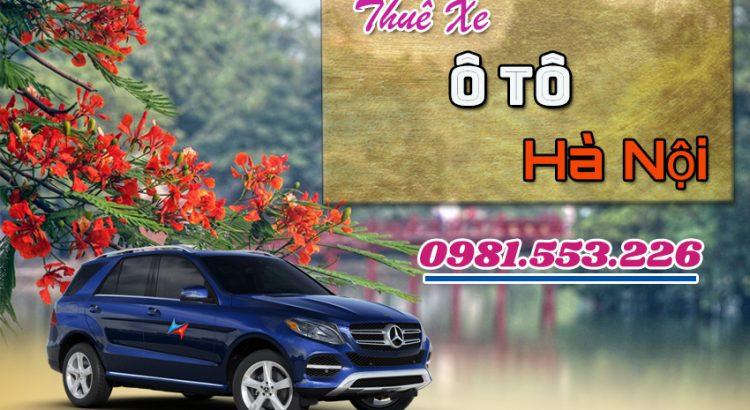 Dịch vụ cho thuê ô tô giá rẻ có lái tại Hà Nội Vietrapro