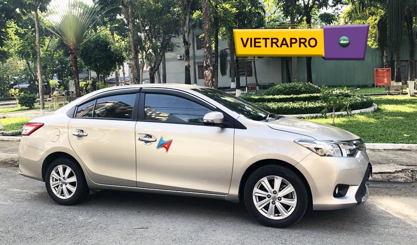 Dịch vụ cho thuê xe du lịch giá rẻ - Vietrapro