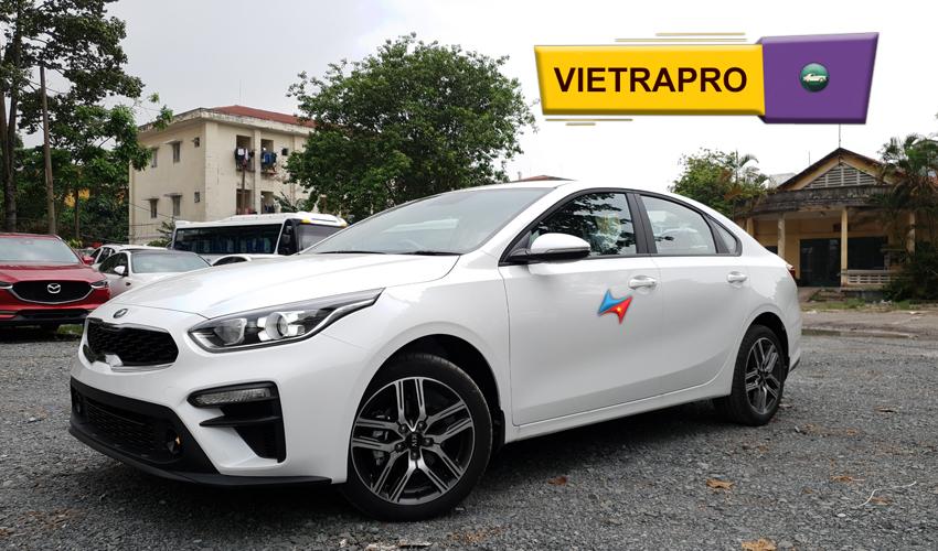 Dịch vụ xe taxi Nội Bài giá rẻ - Vietrapro