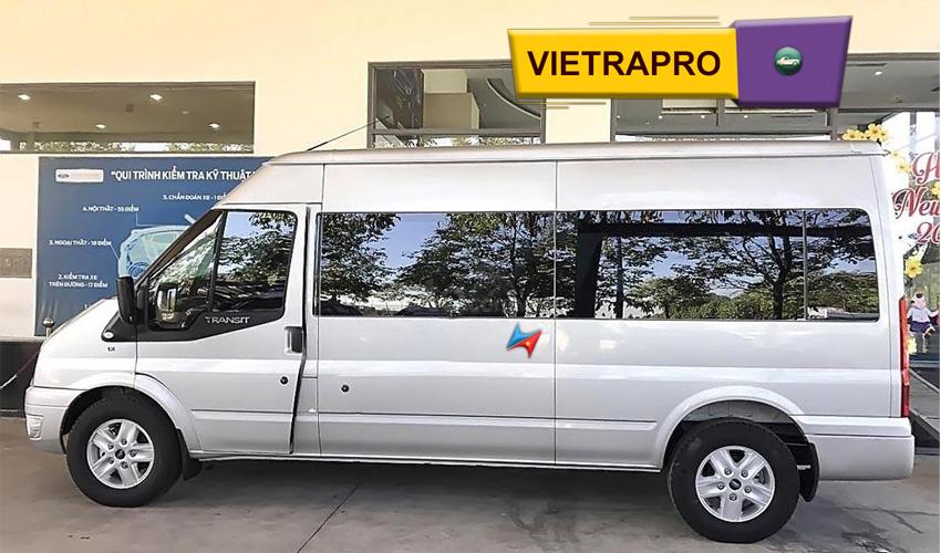 Dịch vụ đưa đón học sinh bằng ô tô tại Hà Nội