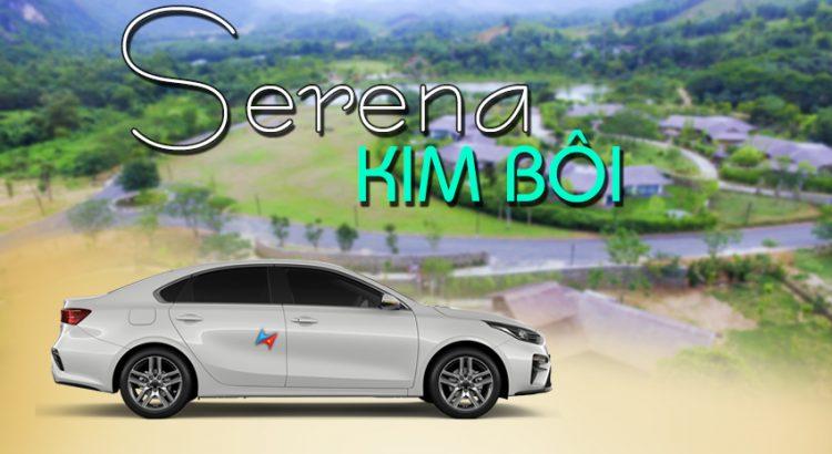 Dịch vụ cho thuê xe đi Serena Resort Kim Bôi - Vietrapro