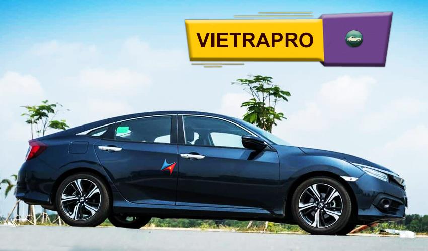 Dịch vụ cho thuê xe đi đầm Vân Long - Vietrapro