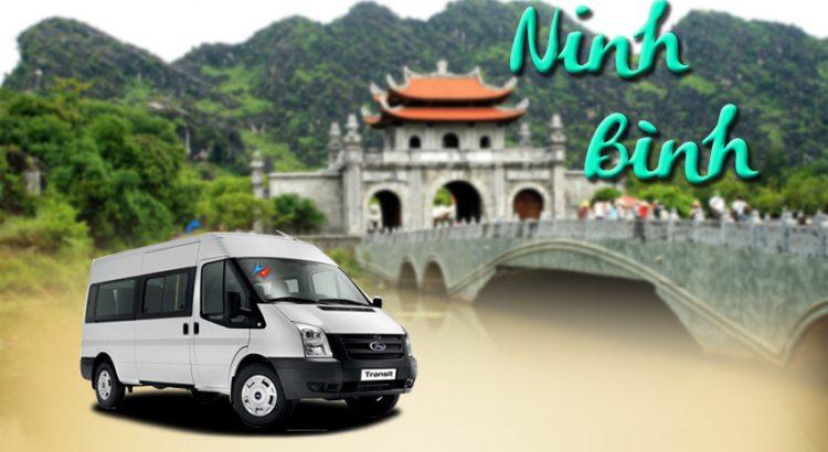 Dịch vụ cho thuê xe du lịch 16 chỗ đi Ninh Bình - Vietrapro