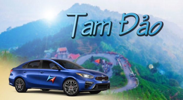 Dịch vụ cho thuê xe du lịch đi Tam Đảo - Vietrapro