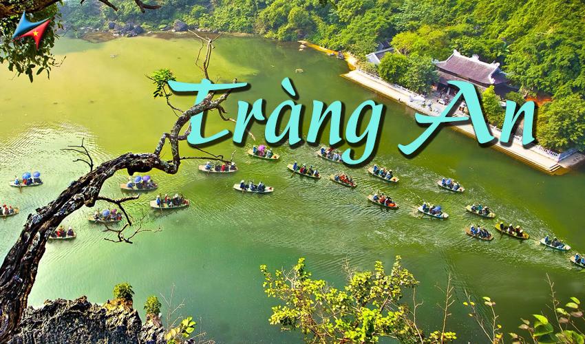 Du lịch Tràng An Ninh Bình - Vietrapro