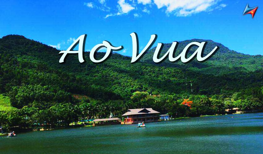 Khu du lịch Ao Vua Ba Vì - Vietrapro