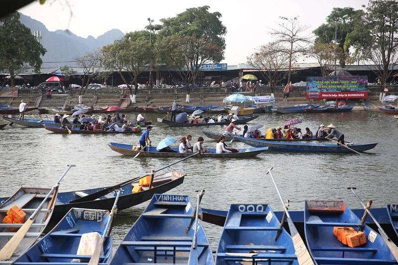 Du lịch chùa Hương từ Hà Nội