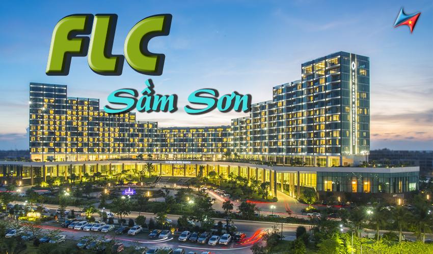 Cho thuê xe đi FLC Sầm Sơn resort giá rẻ Vietrapro