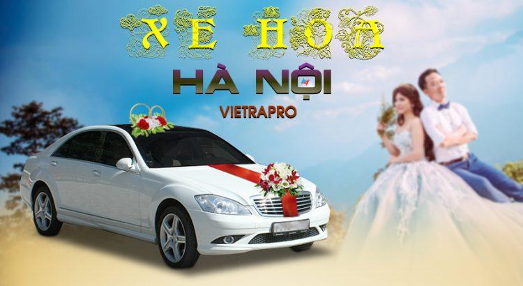 dịch vụ cho thuê xe cưới hỏi tại hà nội có lái