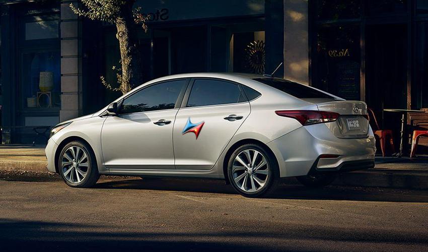Dịch vụ cho thuê xe Hyundai Accent giá rẻ Vietrapro