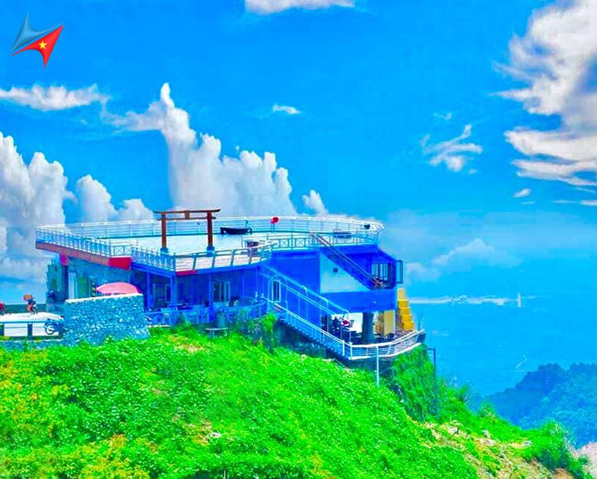 Cổng trời tam đảo Vĩnh Phúc
